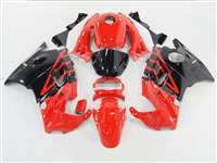 1991-1994 Honda CBR 600 F2 Red/Black Fairings | NH69194-16
