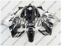1991-1994 Honda CBR 600 F2 Silver/Black Fairings | NH69194-21