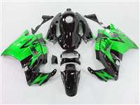 1991-1994 Honda CBR 600 F2 Electric Green Fairings | NH69194-22