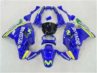 1991-1994 Honda CBR 600 F2 Movistar Blue Fairings | NH69194-25