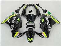 1991-1994 Honda CBR 600 F2 Black Movistar Fairings | NH69194-26