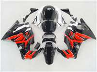 1991-1994 Honda CBR 600 F2 OE Style Red/Black Fairings | NH69194-29