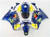 1991-1994 Honda CBR 600 F2 Smoking Joe's Race Fairings | NH69194-3