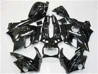 1991-1994 Honda CBR 600 F2 Solid Gloss Black Fairings | NH69194-33