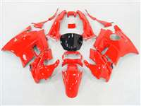 1991-1994 Honda CBR 600 F2 Solid Red Fairings | NH69194-34