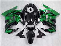Metallic Green 1995-1998 Honda CBR 600 F3 Motorcycle Fairings | NH69598-1