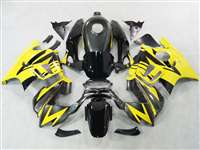 1991-1994 Honda CBR 600 F2 yallow Black Fairings | NH69598-14