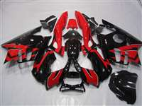 1991-1994 Honda CBR 600 F2 Red Black Fairings | NH69598-15