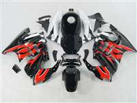 1991-1994 Honda CBR 600 F2 OE Style Red/Black Fairings | NH69598-18