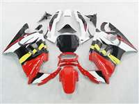 1991-1994 Honda CBR 600 F2 Red/Black/white Fairings | NH69598-19