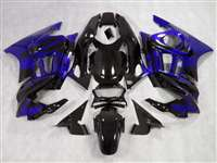 Metallic Blue 1995-1998 Honda CBR 600 F3 Motorcycle Fairings | NH69598-2