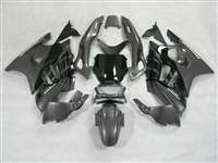 1991-1994 Honda CBR 600 F2 Black/Gray Fairings | NH69598-34