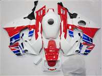 1991-1994 Honda CBR 600 F2 Red white Blue Fairings | NH69598-39