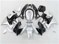 1991-1994 Honda CBR 600 F2 Black Gray Fairings | NH69598-43