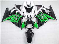 1995-1998 Honda CBR 600 F3 Green/Black Fairings | NH69598-5