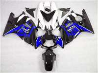 1995-1998 Honda CBR 600 F3 Blue/Black Fairings | NH69598-6