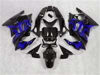 Blue Tribal 1995-1998 Honda CBR 600 F3 Motorcycle Fairings | NH69598-8