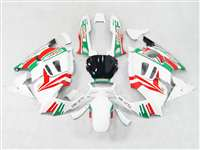 1995-1998 Honda CBR 600 F3 Red White Green Fairings | NH69598-9