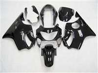1999-2000 Honda CBR 600 F4 Gloss Black Fairings | NH69900-14