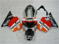 1999-2000 Honda CBR 600 F4 Repsol Orange Fairings | NH69900-2
