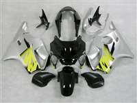 1999-2000 Honda CBR 600 F4 Yellow/Silver Fairings | NH69900-3