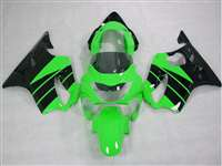 1999-2000 Honda CBR 600 F4 Bright Green/Black Fairings | NH69900-8
