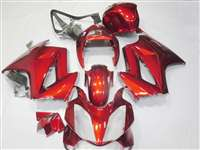 2002-2013 Honda VFR 800 OEM Style Candy Red Fairings | NH80213-23