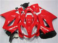 2002-2013 Honda VFR 800 Red Fairings | NH80213-3