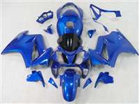 2002-2013 Honda VFR 800 Electric Blue Fairings | NH80213-6