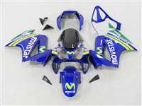 2002-2013 Honda VFR 800 Movistar Fairings | NH80213-8