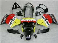 1998-2001 Honda VFR 800 Repsol Race Fairings | NH89801-11