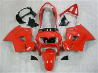 1998-2001 Honda VFR 800 Solid Red Fairings | NH89801-12