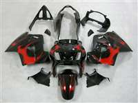 1998-2001 Honda VFR 800 Tribal Red Fairings | NH89801-13