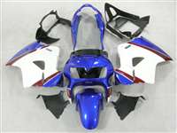 1998-2001 Honda VFR 800 White/Blue Fairings | NH89801-17