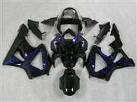 Ice Blue Flame 2000-2001 Honda CBR 929RR Motorcycle Fairings | NH90001-1
