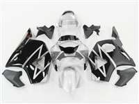 2002-2003 Honda CBR 954RR Silver/Black Fairings | NH90203-39