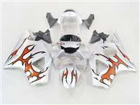 2002-2003 Honda CBR 954RR Orange Tribal Fairings | NH90203-40