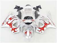 2002-2003 Honda CBR 954RR Red Tribal Fairings | NH90203-41
