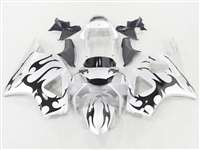 2002-2003 Honda CBR 954RR Black Tribal Fairings | NH90203-42