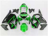 2002-2003 Honda CBR 954RR Electric Green Fairings | NH90203-43