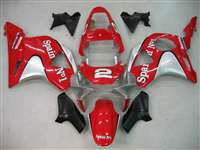 2002-2003 Honda CBR 954RR Spain No. 1 Fairings | NH90203-6