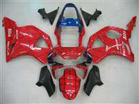 2002-2003 Honda CBR 954RR Spiderman Fairings | NH90203-9