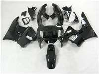 Gloss Black 1992-1997 Honda CBR 900RR Motorcycle Fairings | NH99297-2