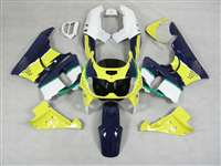 1992-1997 Honda CBR 900RR Blue/Yellow Fairings | NH99297-3