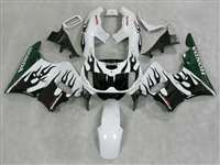1992-1997 Honda CBR 900RR White Flame Fairings | NH99297-7