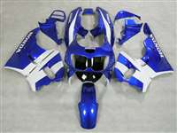 1992-1997 Honda CBR 900RR Blue/White Fairings | NH99297-8