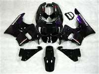 1992-1997 Honda CBR 900RR Deep Purple Flame Fairings | NH99297-9