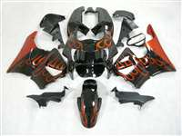 1998-1999 Honda CBR 900RR Red Flame Fairings | NH99899-12