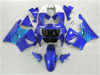 1998-1999 Honda CBR 900RR Blue on Blue Fairings | NH99899-13