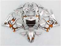 1998-1999 Honda CBR 900RR Burnt Orange Tribal Fairings | NH99899-17
